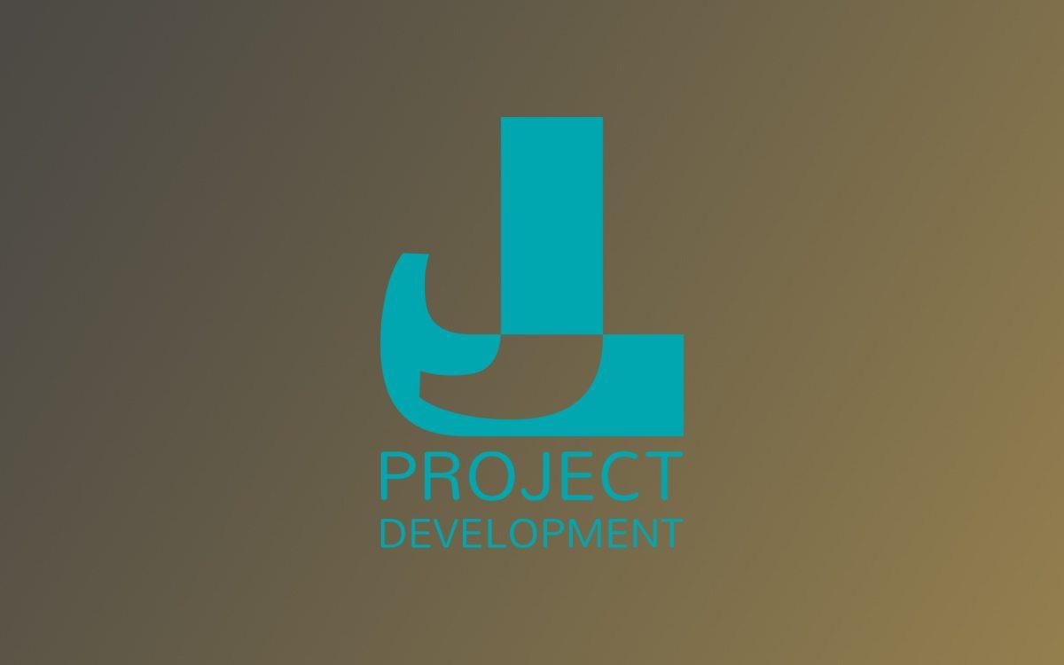 Inverse Letter Joint Logo Technique