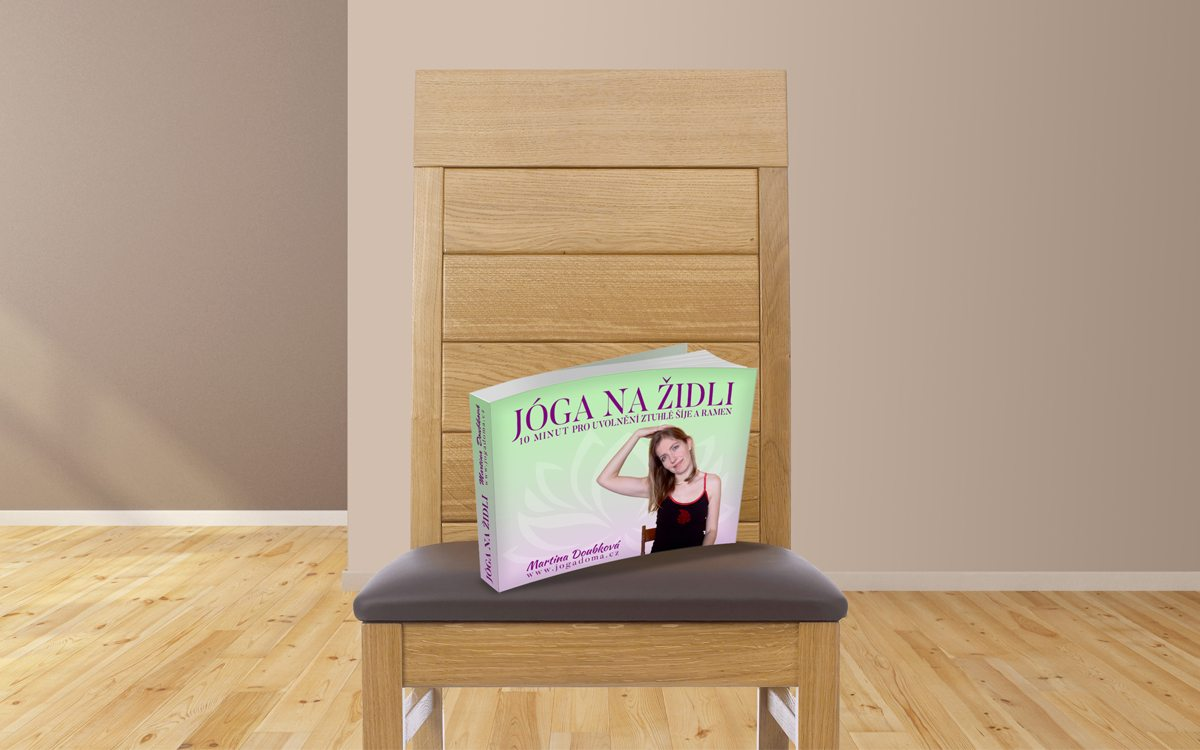 3D Yoga Ebook Cover Design