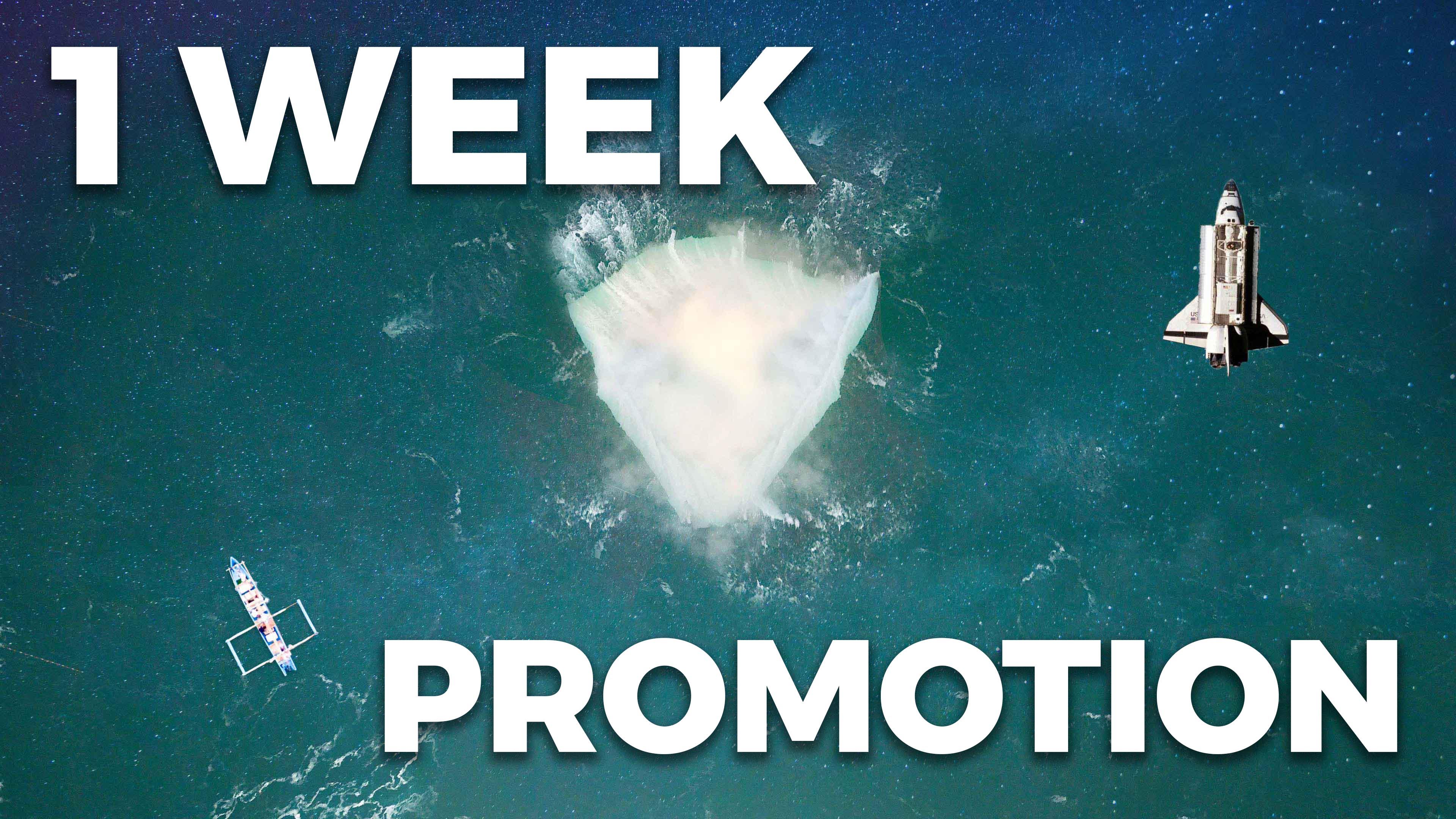 Advertising - 1 week